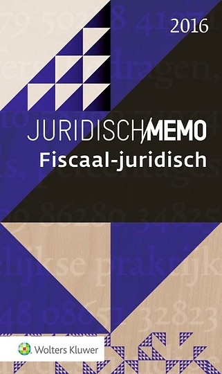 Juridisch Memo 2016