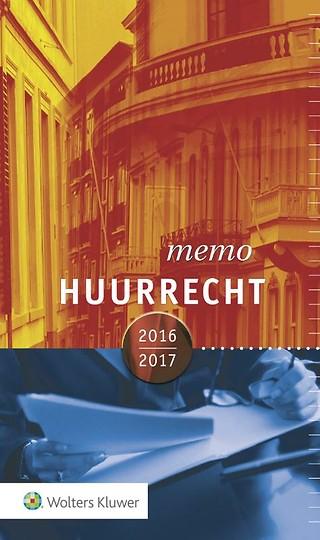 Memo Huurrecht 2016/2017