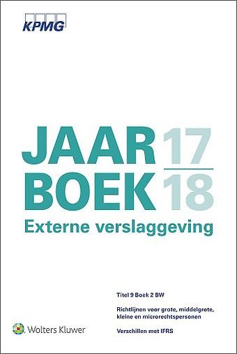 KPMG Jaarboek Externe verslaggeving 2017/2018