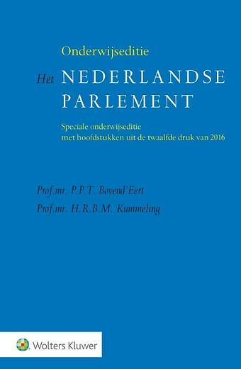 Onderwijseditie Het Nederlandse parlement