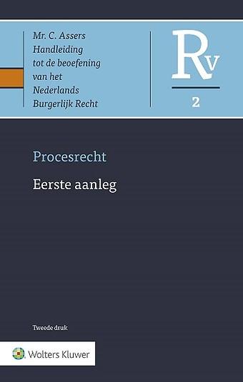 Asser Procesrecht 2 - Eerste aanleg