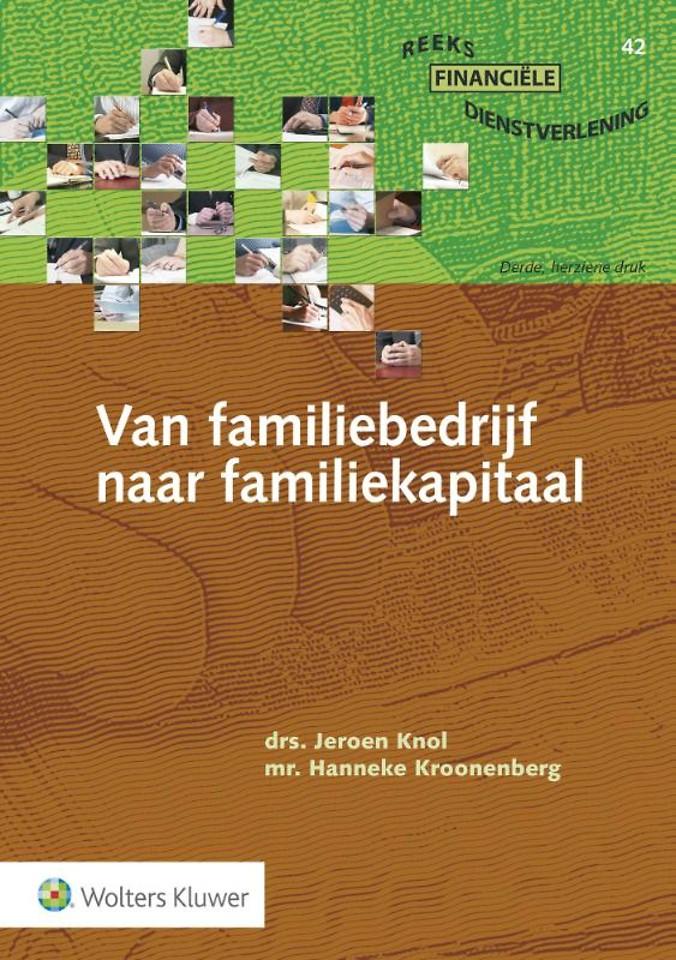Van familiebedrijf naar familiekapitaal