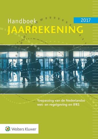 Handboek Jaarrekening 2017