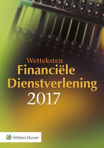 Wetteksten Financiële Dienstverlening 2017