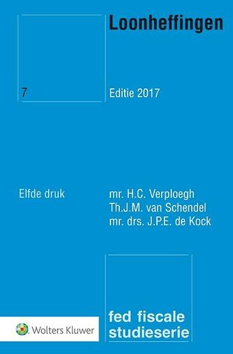 Loonheffingen Editie 2017