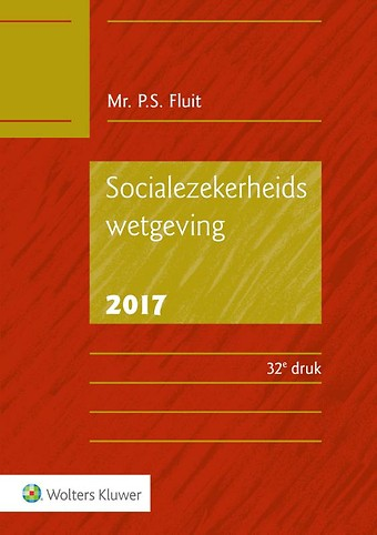 Socialezekerheidswetgeving 2017