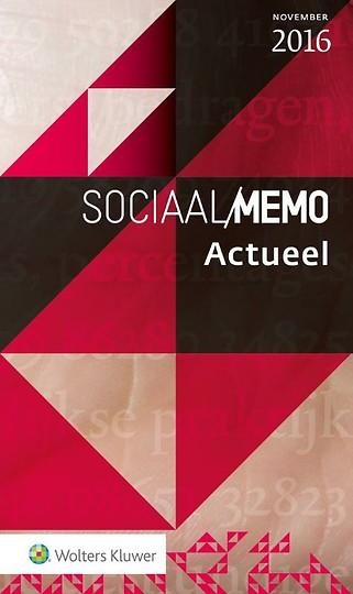 Sociaal Memo Actueel 2016