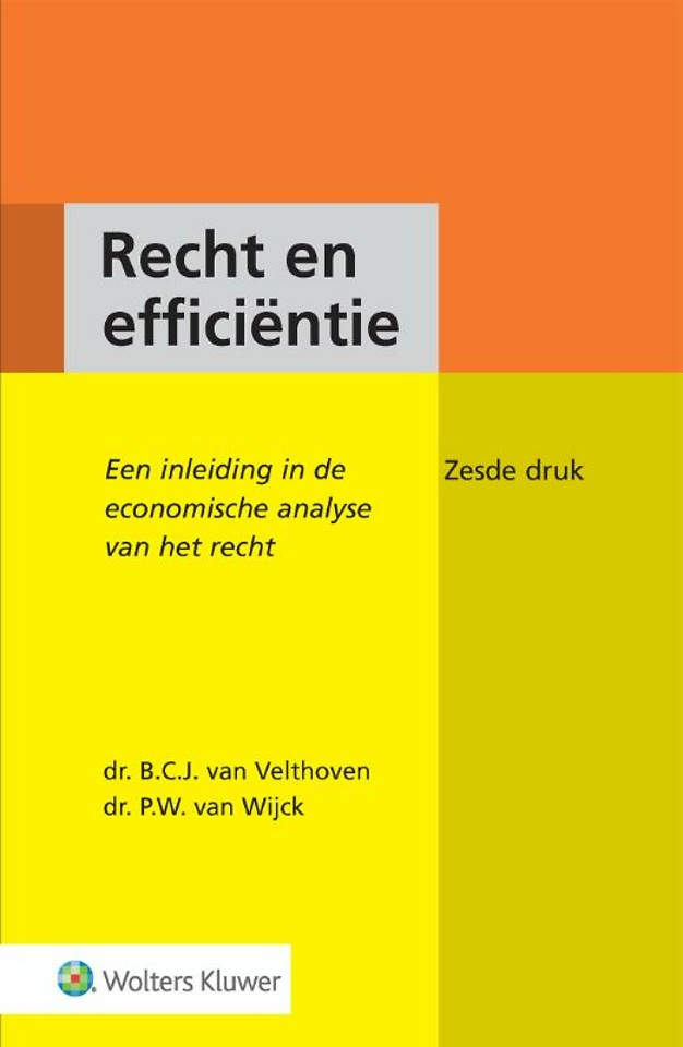 Recht en efficiëntie