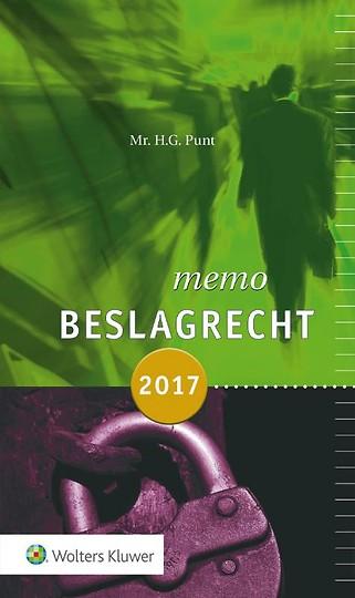 Memo Beslagrecht 2017