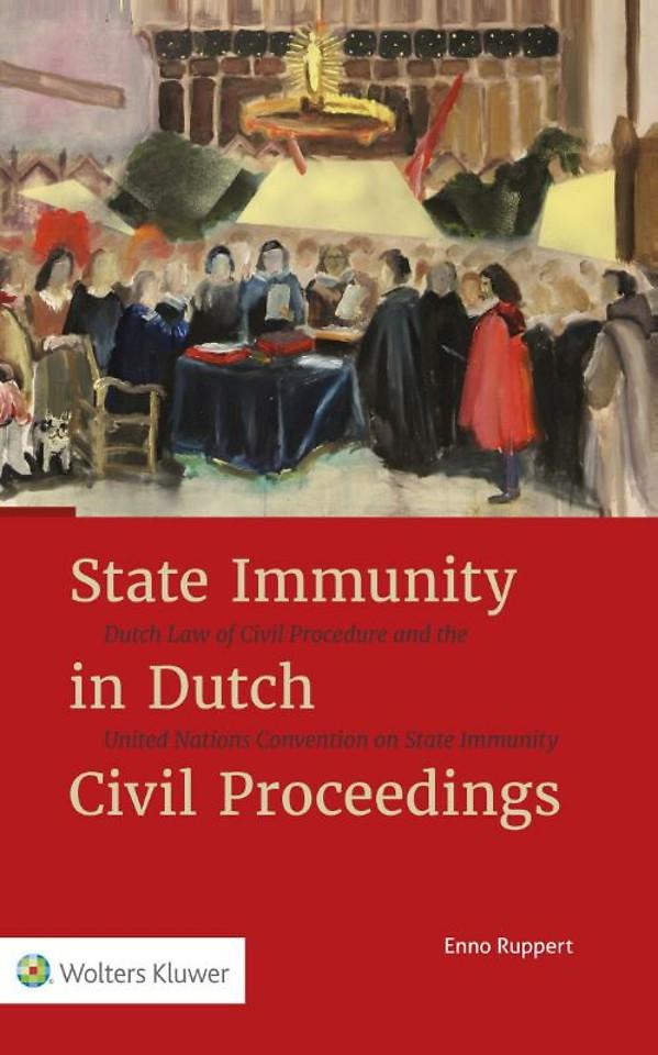 State Immunity in Dutch Civil Proceeding
