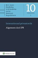 Asser 10-I Algemeen deel IPR