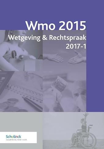 Wmo 2015 Wetgeving & Rechtspraak 2017-1