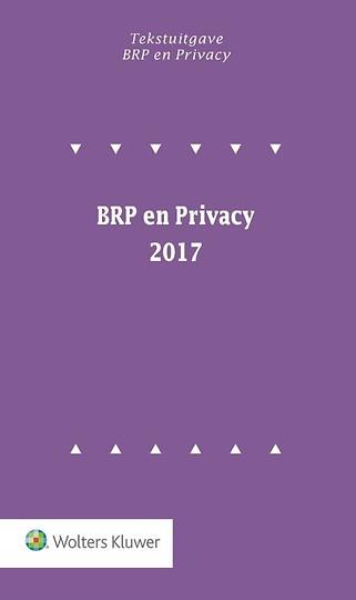 Tekstuitgave BRP en Privacy 2017