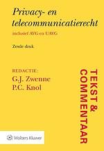Tekst & Commentaar: Privacy- en telecommunicatierecht