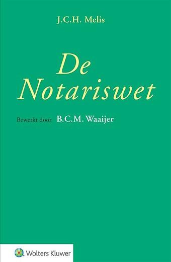 De Notariswet