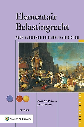 Elementair Belastingrecht (theorieboek) 2017/2018