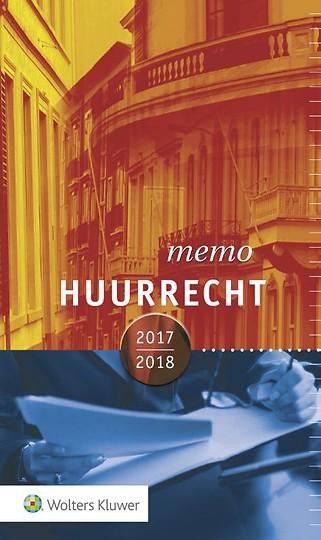 Memo Huurrecht 2017/2018