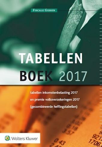 Tabellenboek 2017