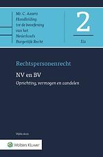 Asser 2-IIa NV en BV - Oprichting, vermogen en aandelen