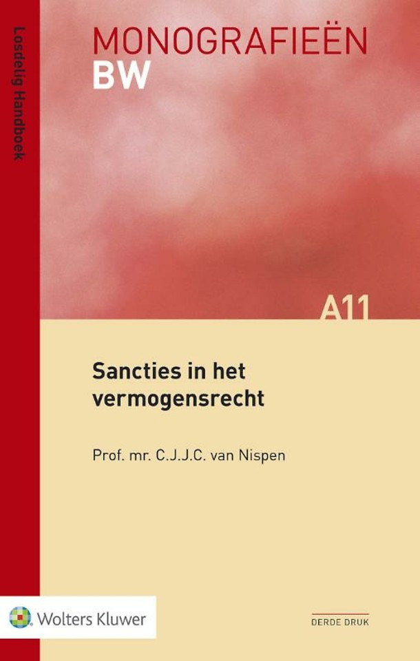 Sancties in het vermogensrecht