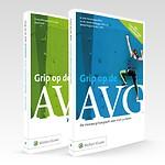 Grip op de AVG (GDPR) inclusief Werkboek (Combiboekenpakket)
