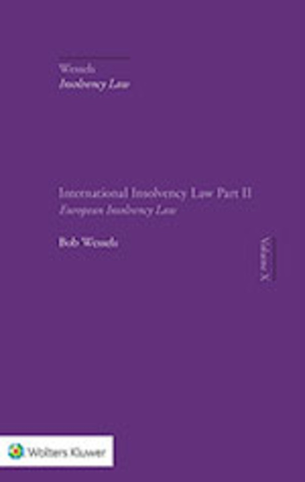 International Insolvency Law Part II