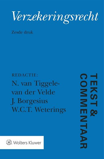 Tekst & Commentaar: Verzekeringsrecht