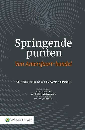 Springende punten - Van Amersfoort-bundel