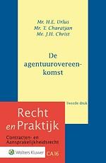 De agentuurovereenkomst