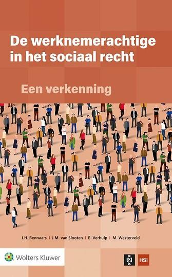 De werknemerachtige in het sociaal recht