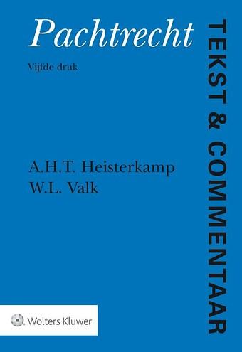 Tekst & Commentaar: Pachtrecht