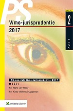 PS Special Wmo - Jurisprudentie 2017