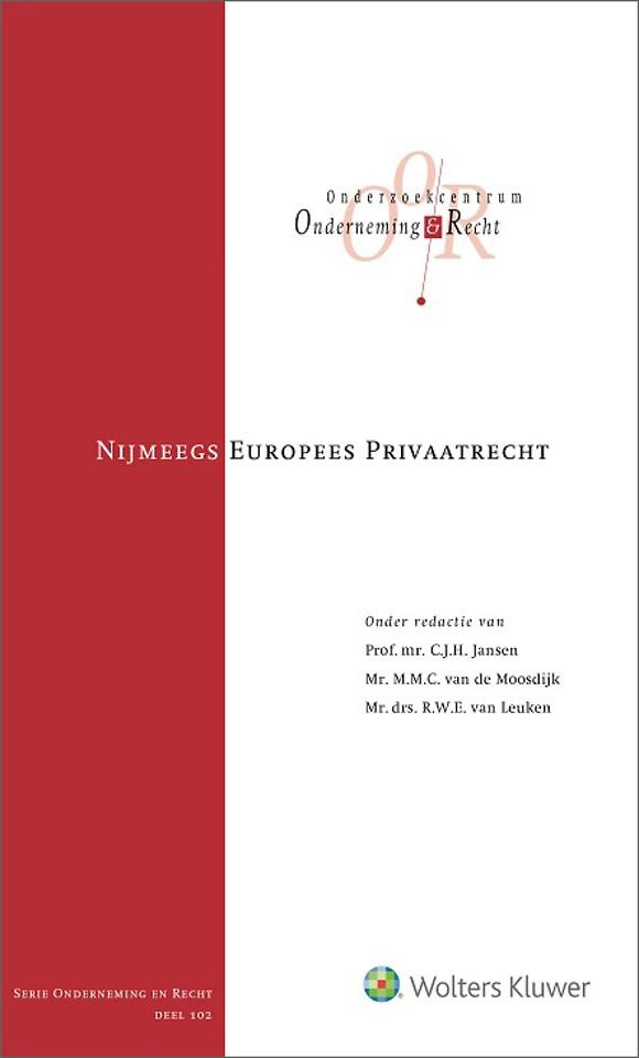 Nijmeegs Europees Privaatrecht