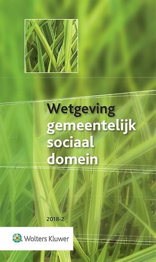 Wetgeving gemeentelijk sociaal domein 2018-2