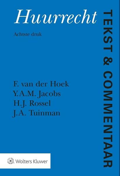 Tekst & Commentaar: Huurrecht