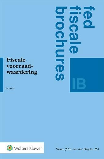 Fiscale voorraadwaardering