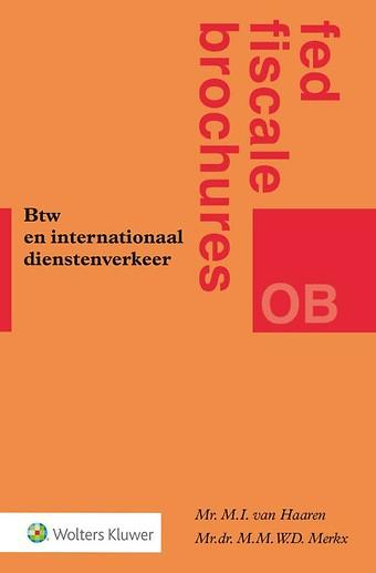 Btw en internationaal dienstenverkeer