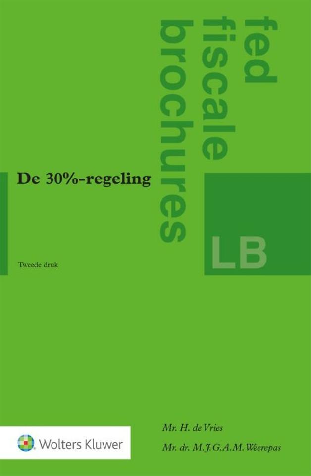 De 30% - regeling