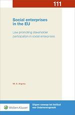 Social enterprises in the EU