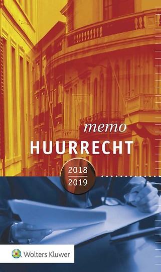 Memo Huurrecht 2018/2019