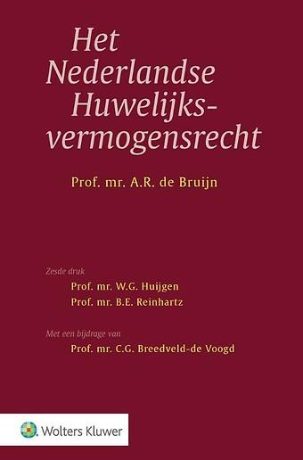 Het Nederlandse Huwelijksvermogensrecht