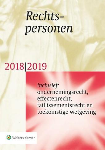 Rechtspersonen 2018/2019