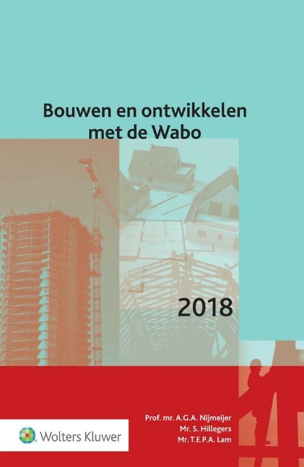 Bouwen en ontwikkelen met de Wabo 2018
