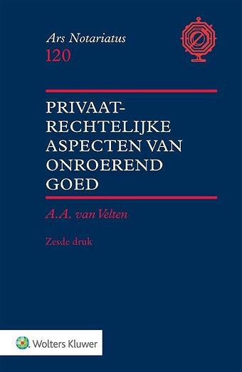 Privaatrechtelijke aspecten van onroerend goed