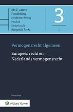 Asser 3-I Europees recht en Nederlands vermogensrecht
