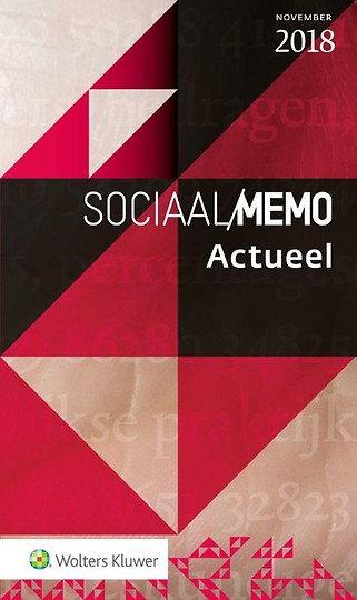 Sociaal Memo Actueel - november 2018