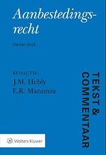 Tekst & Commentaar Aanbestedingsrecht