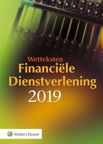 Wetteksten Financiële Dienstverlening 2019