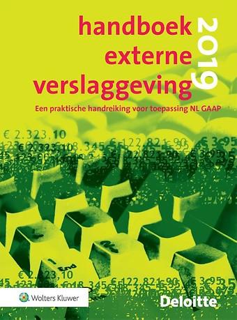 Handboek Externe Verslaggeving 2019