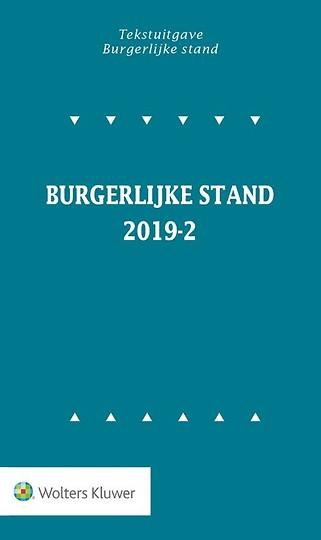 Tekstuitgave Burgerlijke stand 2019-2